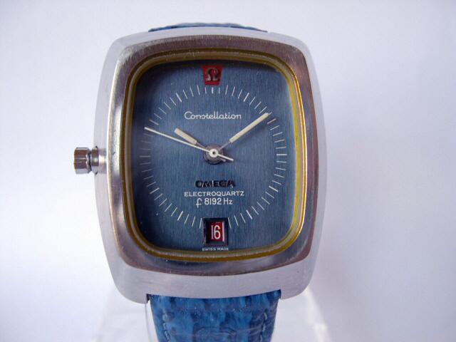 Omega Electroquartz ST196.005